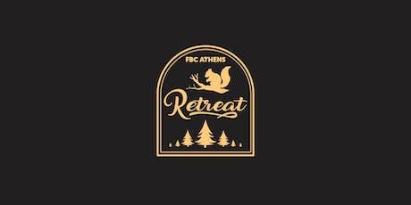 Retreat 2019 tickets