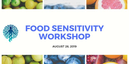 Food Sensitivity Workshop