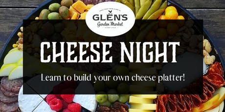 Cheese Night at Glen's tickets