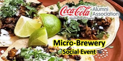 Coca-Cola SoCal Alumni Social Event