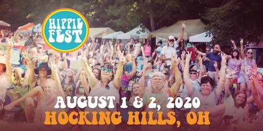 Hippie Fest - Hocking Hills, OH
