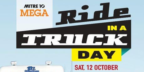 Mitre 10  MEGA Ride in a Truck tickets