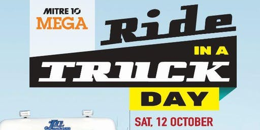 Mitre 10  MEGA Ride in a Truck