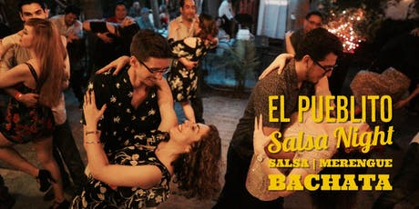 Bachata Party at El Pueblito Patio, Houston! 08/23 tickets