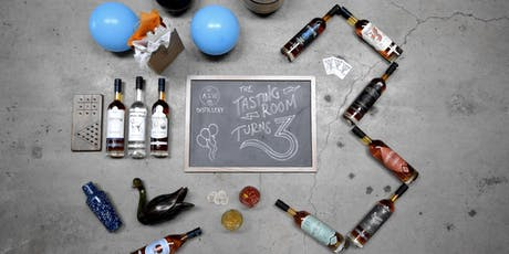 Our Tasting Room Turns 3! Celebrate our Anniversary with us tickets