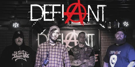 Defiant tickets
