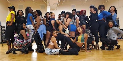 F.It Up Friday's Heel Werk, Baltimore