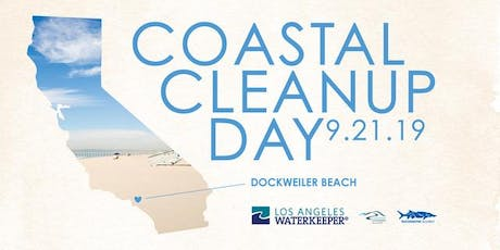 Coastal Cleanup Day 2019 Hosted by Los Angeles Waterkeeper tickets