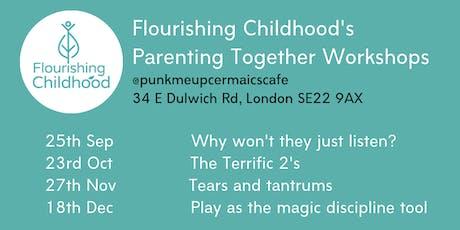 Parenting Together Workshops tickets