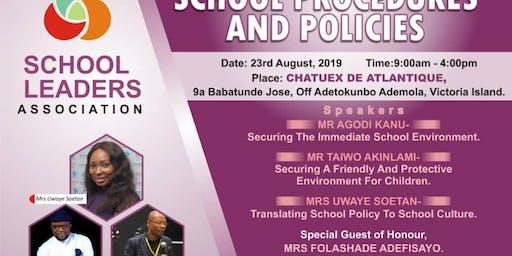 School Procedures and Policies