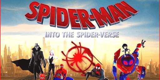 Kid's Movie Night - Into the Spider-verse