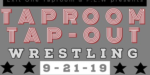 Taproom Tap-out