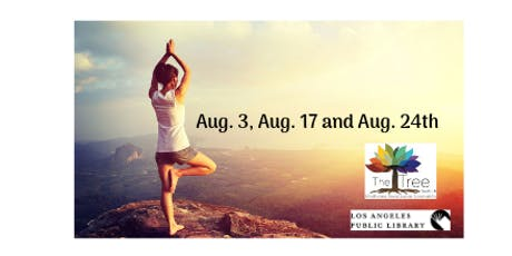 Free Yoga Class -- Saturday Morning Yoga with Krissy tickets