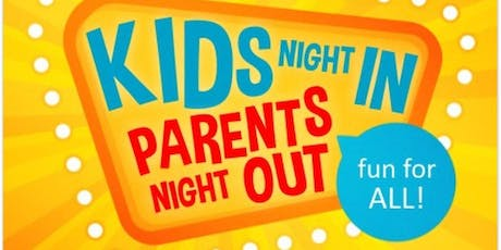 October Parent's Night Out tickets
