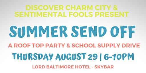 Rooftop Summer Send Off