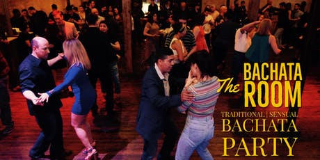 The Bachata Room! Traditional, Modern & Sensual Bachata Mixer and Party 08/31 tickets