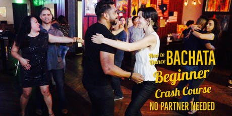 BACHATA 101. Crash Course for Beginners 09/01 tickets