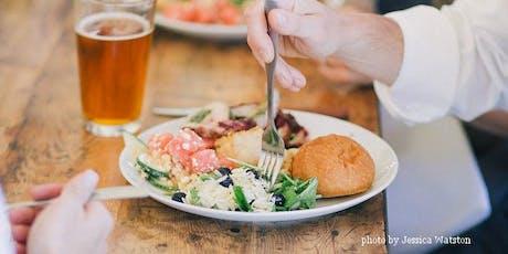 Threshold Beer & White Pepper Dinner Collaboration tickets