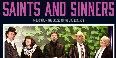 Saints and Sinners - A Night of Gospel and Blues tickets