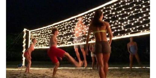Night Volleyball Tournament