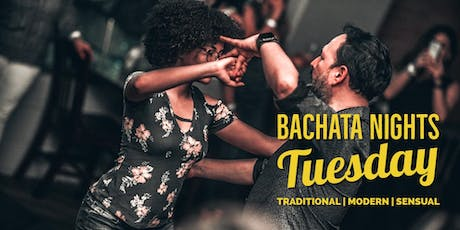 Free Bachata Tuesday Social in Houston @ Sable Gate Winery 09/10 tickets