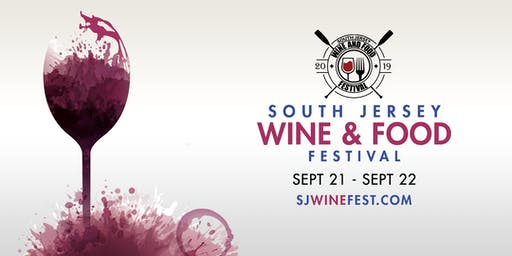 2019 South Jersey Wine & Food Festival Tickets