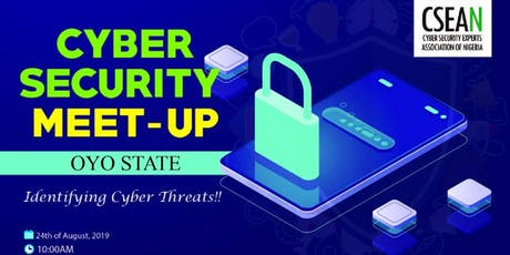 Cyber Security MeetUp - Oyo [August 2019] tickets