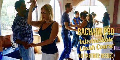 BACHATA PRO! Social Turns in Bachata Crash Course @Paparruchos 09/14