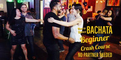 BACHATA 101. Crash Course for Beginners 09/22