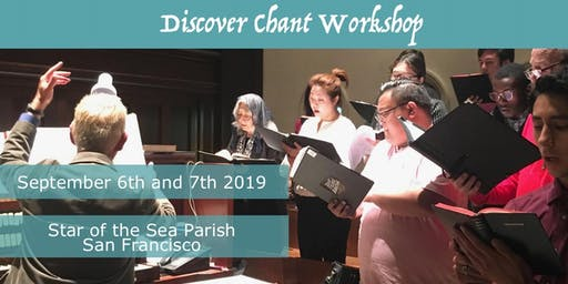 Discover Chant Workshop