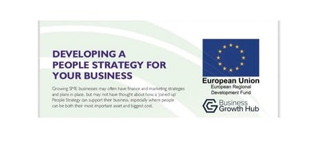 FULLY FUNDED 'Develop a People Strategy' for SMEs in Greater Manchester - apply  tickets