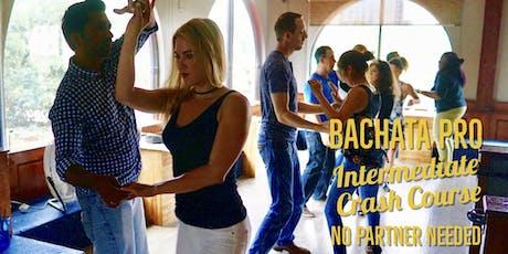 BACHATA PRO! Social Turns in Bachata Crash Course @Paparruchos 09/28 tickets