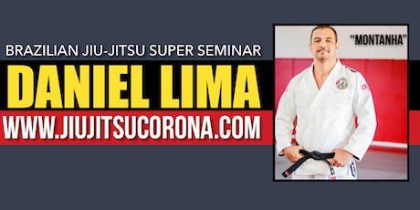 Daniel Lima Brazilian Jiu Jitsu Seminar tickets