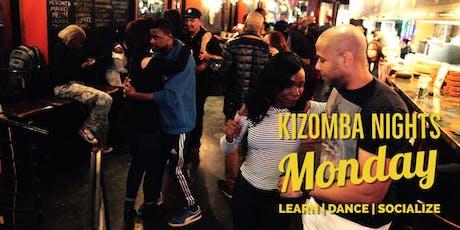 Free Kizomba Monday Afro-Latin Social @ El Big Bad  09/30 tickets