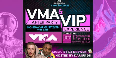 The 1MORE VMA After Party & VIP Experience tickets