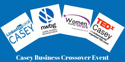 Casey Business Crossover Event: The Power of Ideas