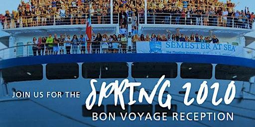 Semester at Sea Spring 2020 Bon Voyage Reception