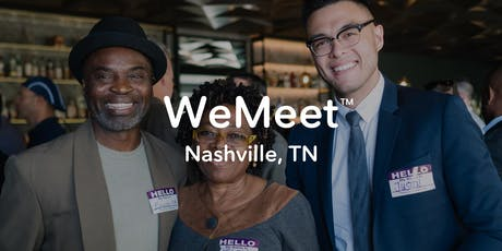 WeMeet Nashville Networking & Social Mixer tickets