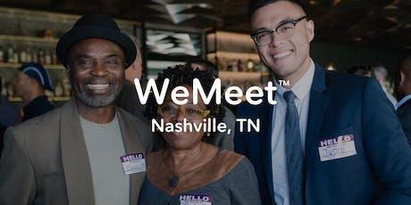 WeMeet Nashville Networking & Happy Hour tickets