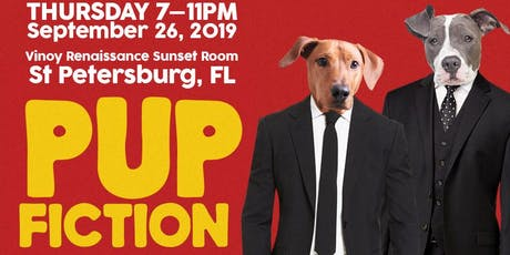 Pup Fiction.. a Tarantino Costume Party Fundraiser tickets