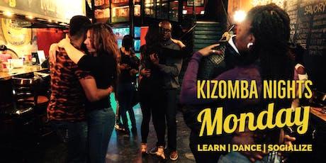 Free Kizomba Monday Afro-Latin Social @ El Big Bad 10/07 tickets