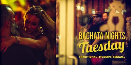 Free Bachata Tuesday Social in Houston @ Sable Gate Winery 10/08 tickets