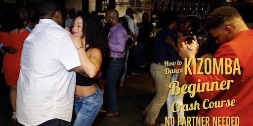 How to Dance Kizomba! Crash Course for Beginners 10/12