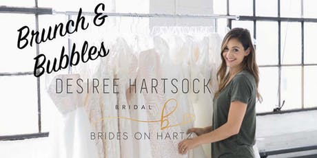 Brunch & Bubbles with Desiree Hartsock tickets