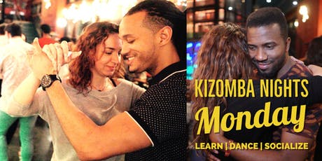 Free Kizomba Monday Afro-Latin Social @ El Big Bad 10/14 tickets