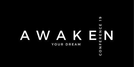 Awaken Your Dream Conference 2019 tickets