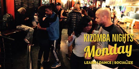 Free Kizomba Monday Afro-Latin Social @ El Big Bad 10/21 tickets