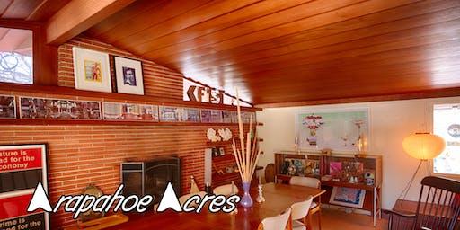 Arapahoe Acres 70th Anniversary Modern Home Tour
