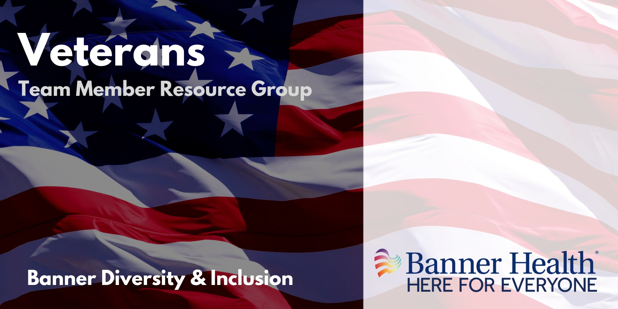 Banner Health Veterans Team Member Resource Group Social - PHX
