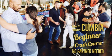 How to Dance Cumbia / Tejano. Course for Beginners 11/03 tickets